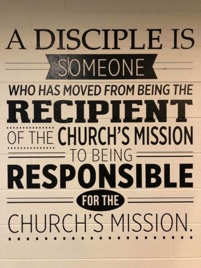 Mission Possible Disciples